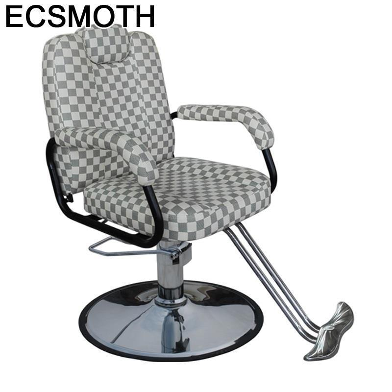 Belleza Barbeiro Mueble De Salon Schoonheidssalon Hairdresser Barbero Sedie Sedia Barbearia Cadeira Shop Silla Barber Chair