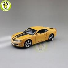 1/32 カマロレーシングカーダイキャストカーモデルのおもちゃキッズボーイズギフト