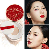 ILISYA Loose Powder Oil-Control Best Translucent Loose Face Finishing Powder for Setting Makeup Foundation