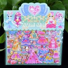 Двухслойная наклейка Русалочки/принцессы vsco для дневника телефона