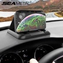 Dashboard Phone Holder Interior Car Phone Holder Mount Anti Slip Stand GPS Navigation Auto Cellphone Support Car Goods Accessori