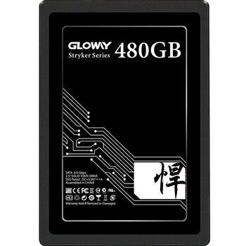Gloway wholesale SATA III  SSD 240GB 720GB 1tb 2tb 2.5 HDD Hard Disk for desktop Laptop  Internal Solid State Drive discount