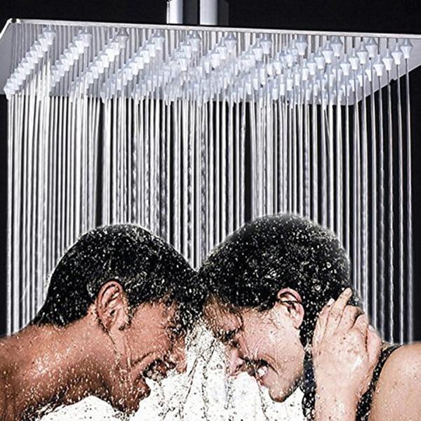 Горячее предложение для ванной комнаты душевая головка роскошный большой дождь Душ лейка для душа высокого давления Удобная Ванна