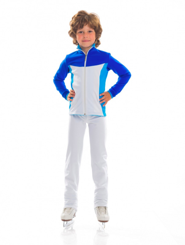 CHILDREN 'S SWEAT THERMAL SUIT FOR FIGURE SKATING FOR A BOY