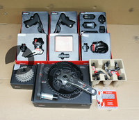 Sram RED ETAP Groupset GXP BB30 2*11s Road Bicycle Bike Electronic Groupsets 22s|Bicycle Brake|   -