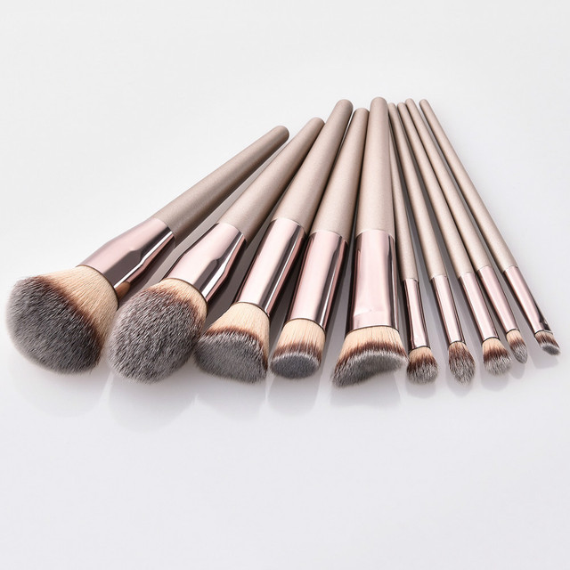 BLUEFRAG Makeup Brushes Tool Set Of Make Up Brushes 6-19Pcs Powder Eye Shadow Foundation Blush Blending Beauty Brush Maquiagem 3