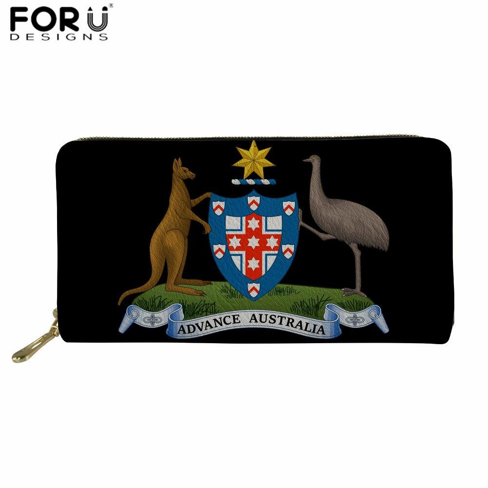 Kangaroo Badge Wallet