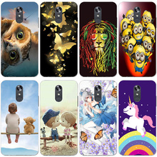 Case for LG Stylo 4 Plus Stylus+ a Case Cover Soft TPU Silicone Funda for LG Q S