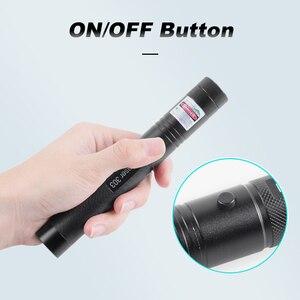 Image 5 - Green Laser Pointer Presenter Laser Light High power Laser Pen Powerful Laserpointer 18650 Lazer Point for Outdoor Teaching