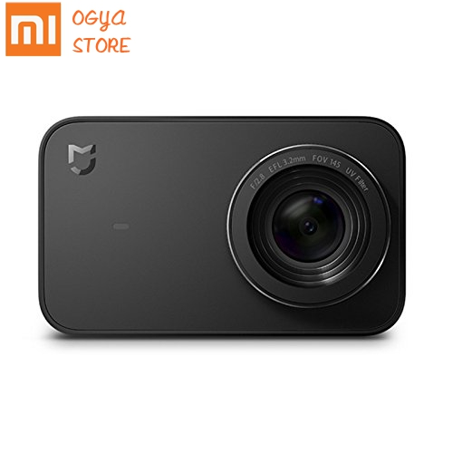 Xiao mi mi jia mi ni 4k caméra d'action et vidéo caméra Sport 30fps 145 Angle 2.4