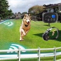 Universal Elektrische Drahtlose Hund Zaun Training Halsbänder 5000 Platz Meter