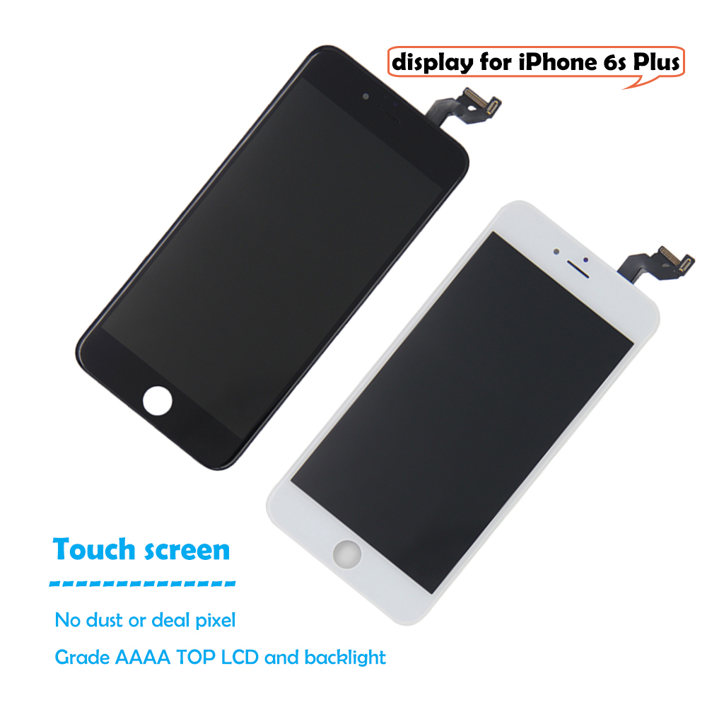 Hfb28c06507a7401883d72cea51763cfc8 AAAA Grade For iPhone 6 6S 6Plus 6S Plus LCD With Perfect 3D Touch Screen Digitizer Assembly For iPhone 6S Display Pantalla 6G