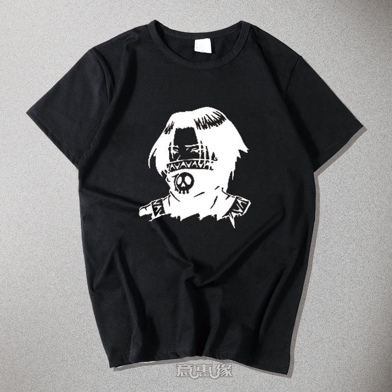 全职猎人新图新T恤模板01