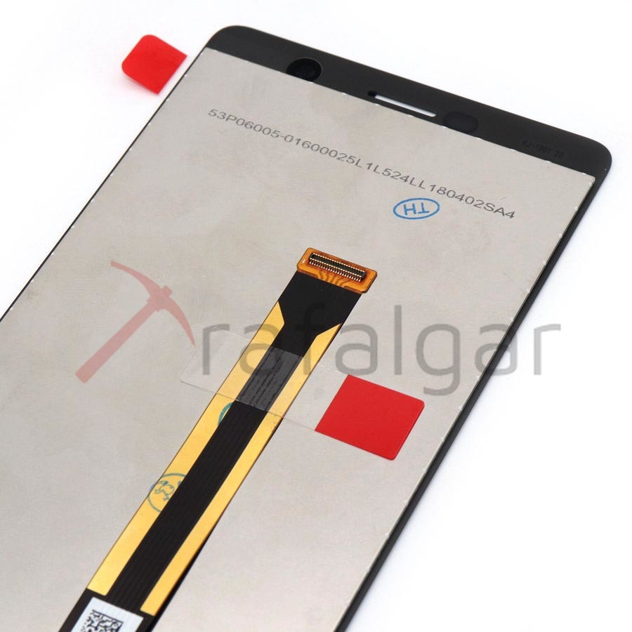 Image 4 - For Nokia 7 Plus LCD Display Touch Screen Digitizer TA 1062 LCD 