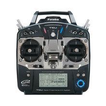 Futaba T10J 10-Kanäle 2,4 GHz Computer Radio System Rc Hubschrauber S-FHSS/T-FHSS Rc Mit R3008SB Empfänger Für multicopter/Drone