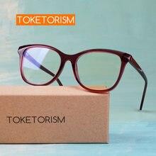 Toketorism анти синие винтажные очки качественные оправы по