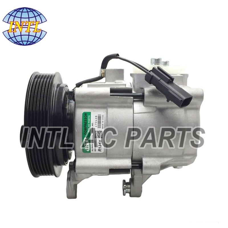 AC Compressor Clutch REPAIR Kit fits Jeep Liberty 3.7 Liter 2006-2008 A//C