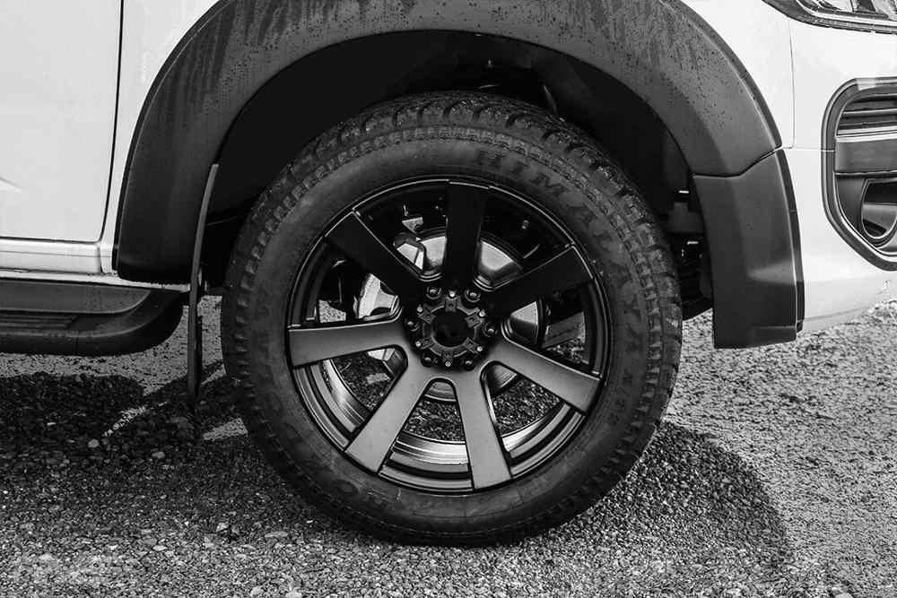 Çamurluk genişletici tekerlek Arch çamurluklar için Chevrolet Colorado S10 2016 2017 2018 2019 2020 Holden Colorado çift kabin
