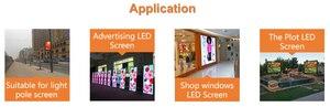 Image 5 - WERALED הבחירה הראשונה Huidu Asynchronization HD C15/HD C15C/HD C35 מלא צבע LED וידאו כרטיס, יכול להוסיף אלחוטי WIFI/3G/4G מודולרי