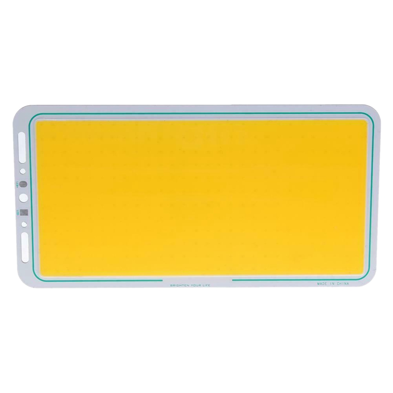 12V 70W 7000LM LED Panel Strip COB Light Lamp 220x113mm