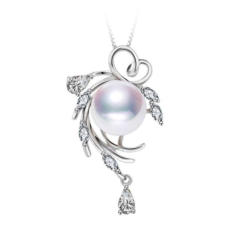 A white pearl