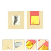 1 pacote de abençoar dinheiro ouro e folha de prata dinheiro para adoração ancestral (amarelo)