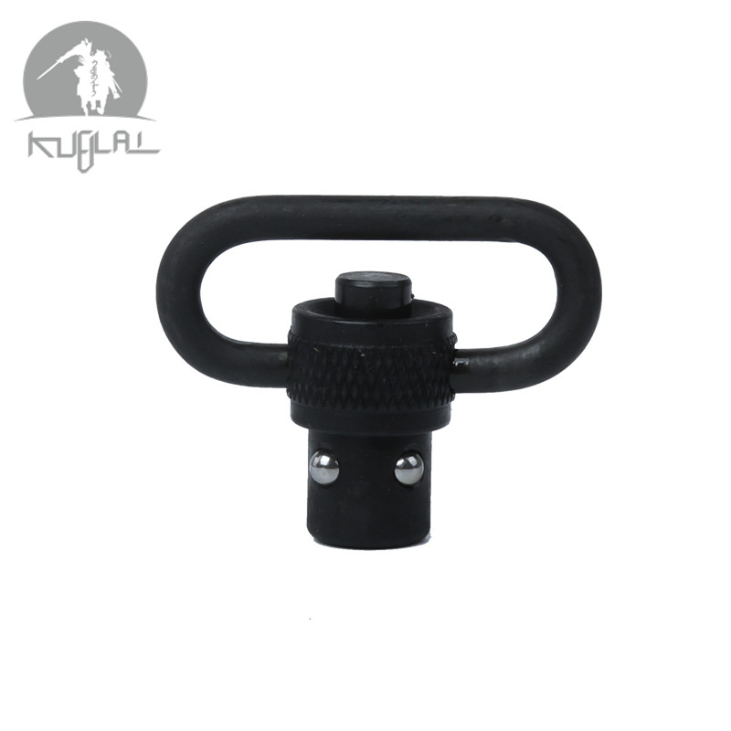 High Quality Push Button Quick Release Detachable Sling Swivel Mount Tactical Sling QD Loop 32mm Adapter For Gel Blaster