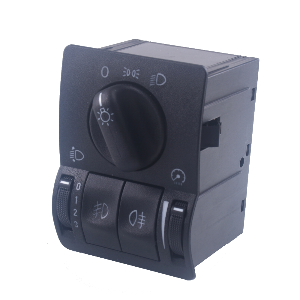 car Headlight Fog Lamp Main Light Switch Control 6240097 for OPEL VAUXHALL Vectra Zafira for OPEL Astra G 1999-2008