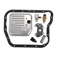 A518 46RE 47RE 48RE para D o d g J e e e p Filtro Kit Solenóide & Sensor Set 2000 Up (21597) Válvulas e peças     -