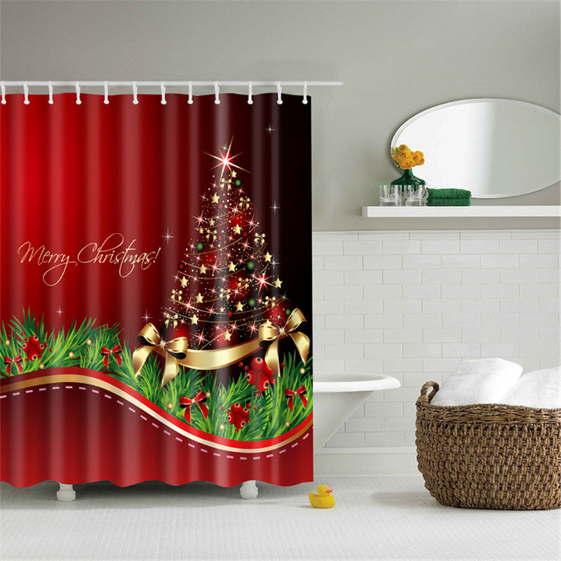 Lighted-Christmas-Shower-Curtain-Happy-New-Year-Santa-Claus-Red-Waterproof-Curtains-for-Shower-Bathroom-Christmas.jpg_640x640 (4)