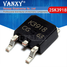 10PCS 2SK3918 SOT252 K3918 SOT TO 252 MOSFET SMD new and original IC