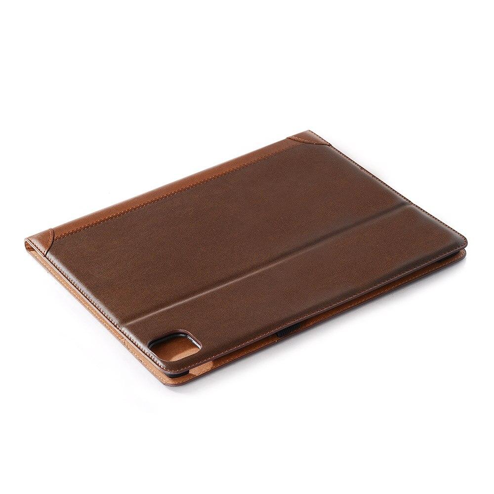 PU iPad i for 9 2020 Leather 2018 Pad 12 Book Folio Case Fold for Case iPad Smart Pro