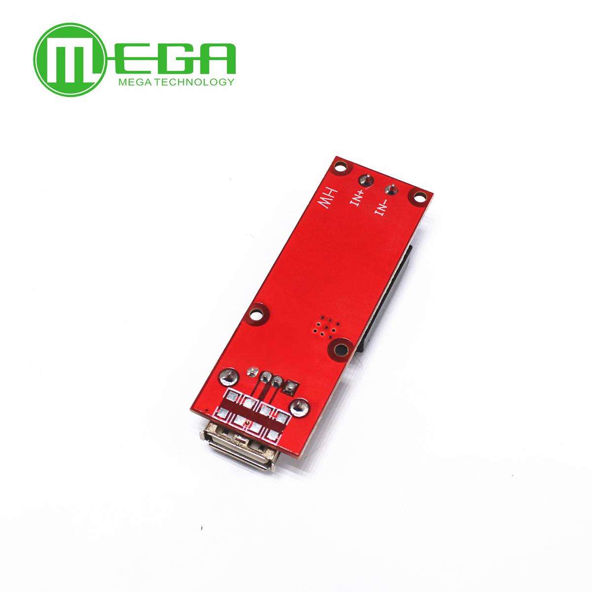 Image 2 - 5V USB Output Converter DC 7V 24V To 5V 3A Step Down Buck KIS3R33S Module KIS 3R33S-in Integrated Circuits from Electronic Components & Supplies