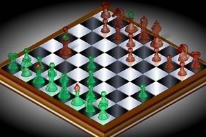 一元源码:国际象棋小游戏C语言源代码
