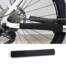 1pcs Cycling Care Chain Posted Guards Bicycle Frame Chain Protector Chain Protection Cover Pad Cycling Bike Accessories