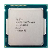 Процессор Intel Core i5 4690 процессор 3,50 ГГц Разъем 1150 четырехъядерный Рабочий стол SR1QH