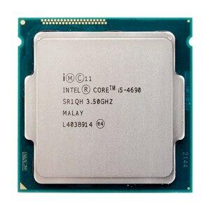 Image 1 - Intel Core i5 4690 CPU 3.50 Ghz Socket 1150 Quad Core Desktop SR1QH