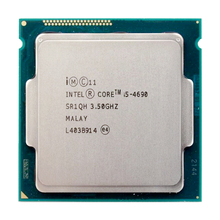 Intel Core i5 4690 CPU Processore 3.50 Ghz Socket 1150 Quad Core Desktop di SR1QH