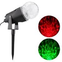 Lámpara de proyección de llama LED Luz de escenario Navidad Halloween vacaciones iluminación|Efecto de iluminación de escenario| |  -