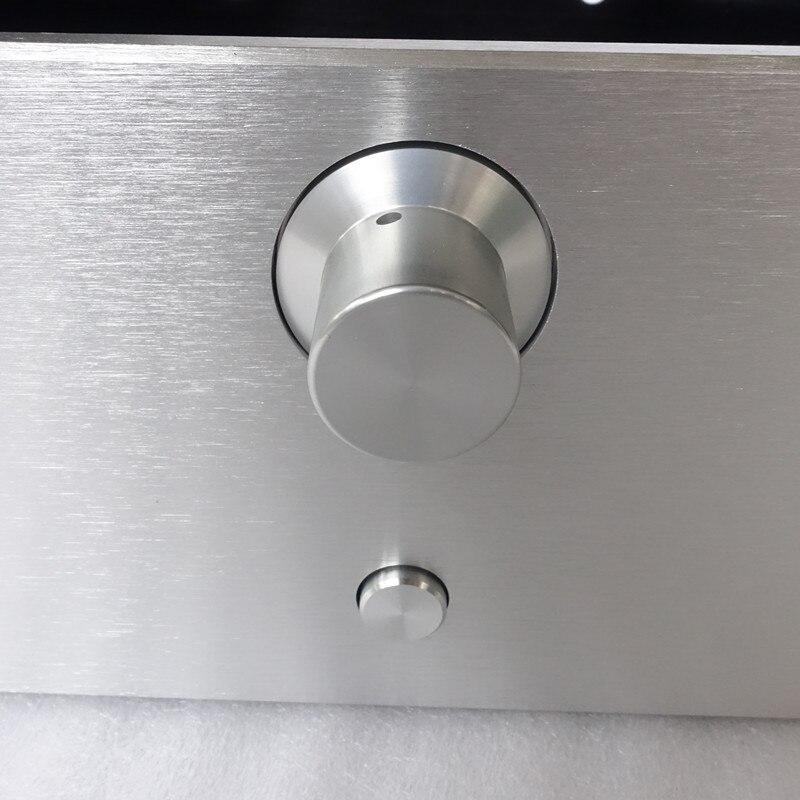 High Quality amplifier aluminium