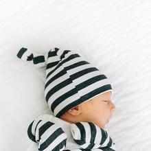 Baby Anti Scratch Mittens Lot Organic Newborn Hat and Hospital hat & mitten set No scratch hand cover