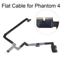 פנטום 4 סרט שטוח כבל גמיש עבור DJI פנטום 4 Gimbal מצלמה להגמיש כבל תיקון חלקי Drone החלפת אבזר