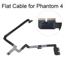 Phantom 4 Ribbon Flat Cable Flexible For DJI Phantom 4 Gimbal Camera Flex Cable Repairing Parts Drone Replacement Accessory
