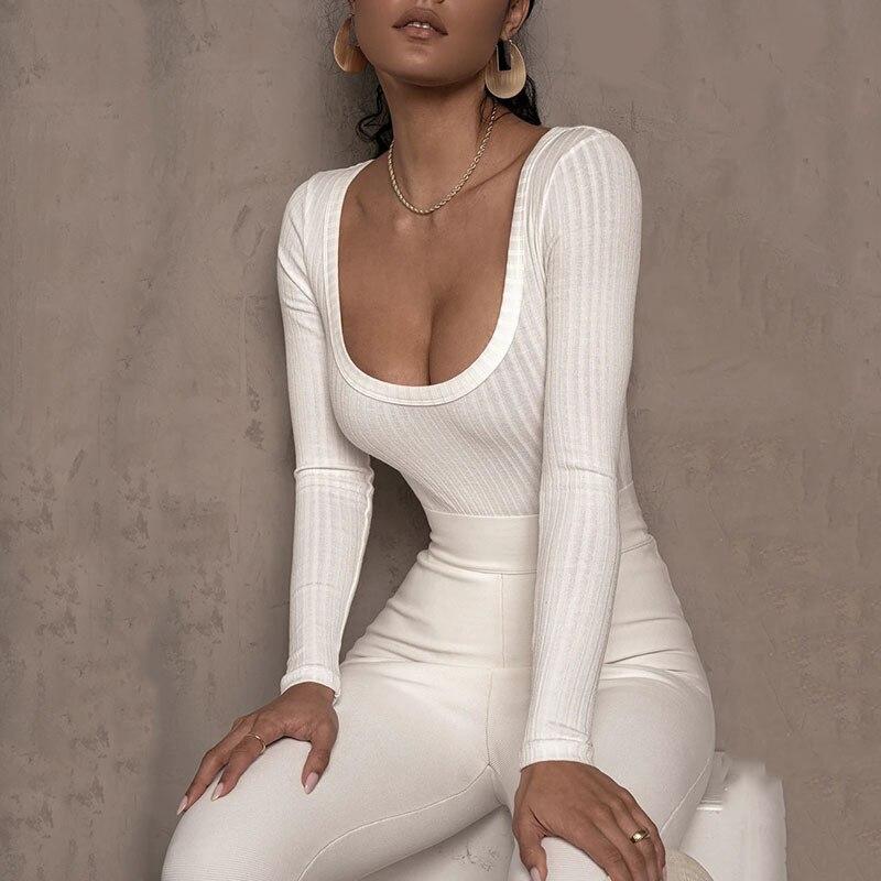 long sleeve bodysuit women19