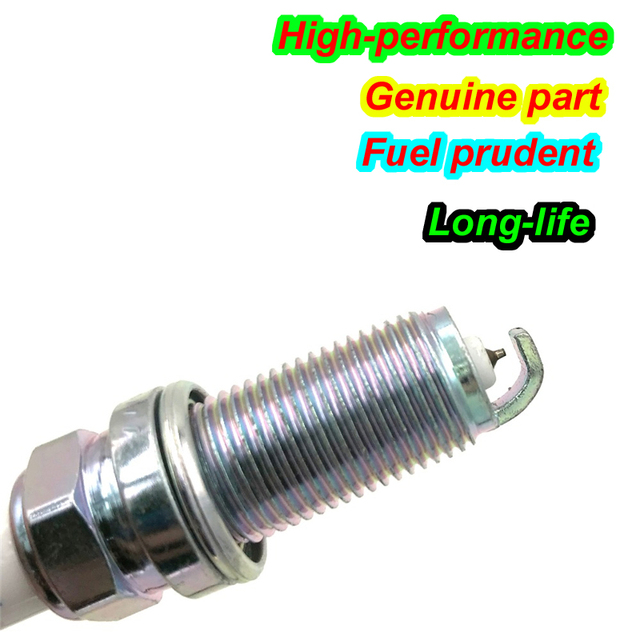 4Pcs Iridium Spark Plug SILFR6A 11 SILFR6A11สำหรับ22401 AA720