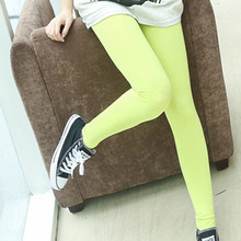 GAOKE Brand Sexy Women Black Legging Fitness leggins Fashion Slim legins High Waist Leggings Woman Pants(China)