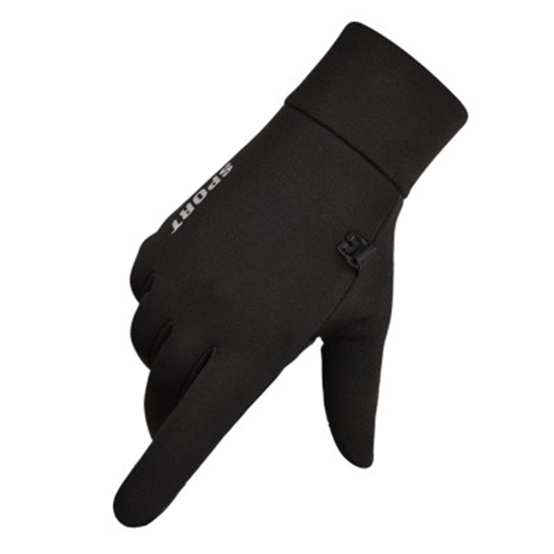 Winter Riding Gloves Cold Proof Neutral Waterproof Wool Warm Gloves Touch Screen Cold Proof Windproof Men's And Women's Gloves