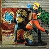 25CM wibracje Uchiha Sasuke rysunek Uzumaki Anime Naruto Naruto Shippuden wibracje gwiazdy figurka pcv zabawka figurka prezent