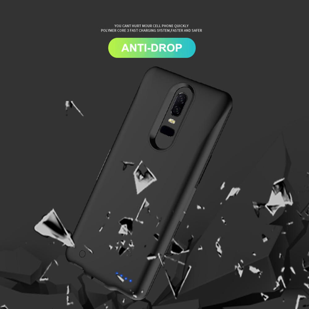 2020 5000mAh  Battery Charger Case For Xiaomi PocoPhone F1 Power Bank Backup Shockproof Back Clip Battery Charging Case