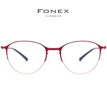 FONEX Titanium Alloy Glasses 1